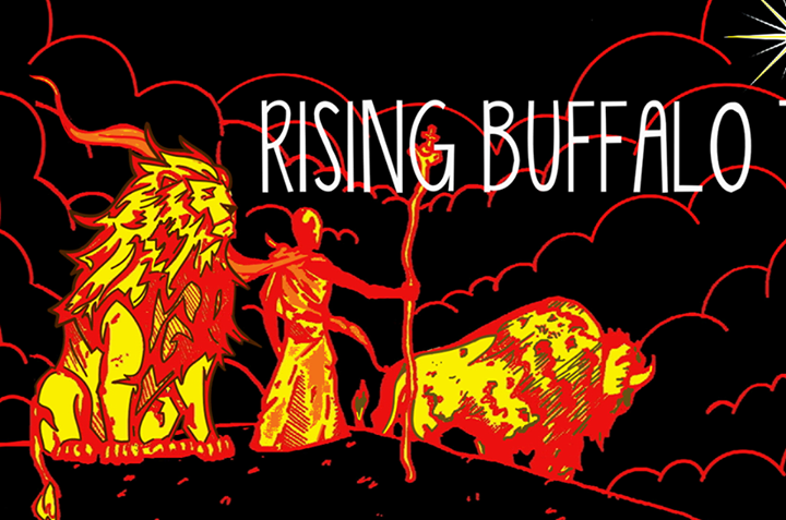 The Rising Buffalo Tribe Tour Dates
