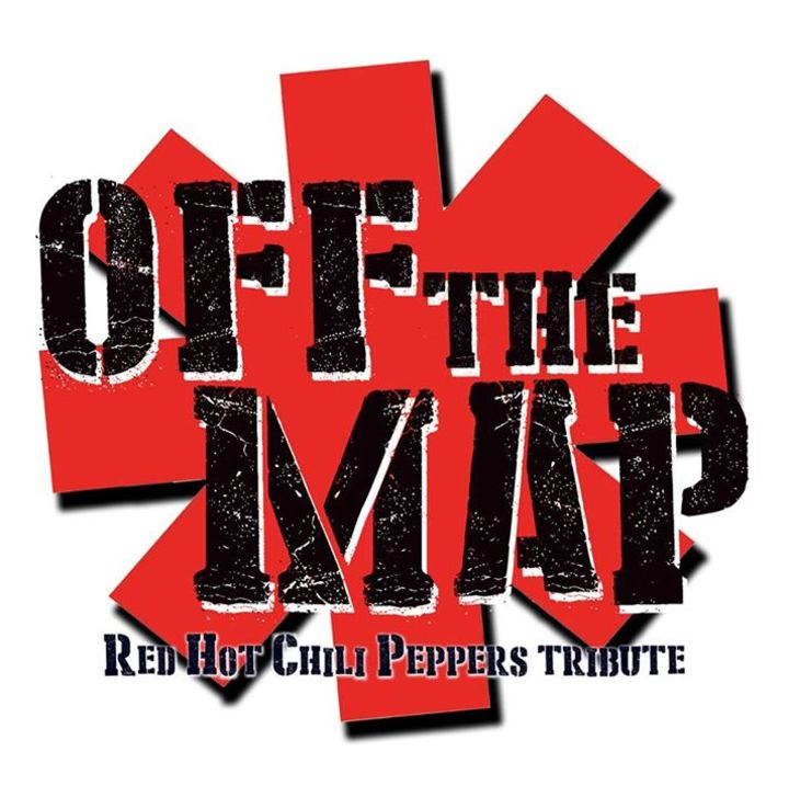 Off The Map - RHCP tribute Tour Dates