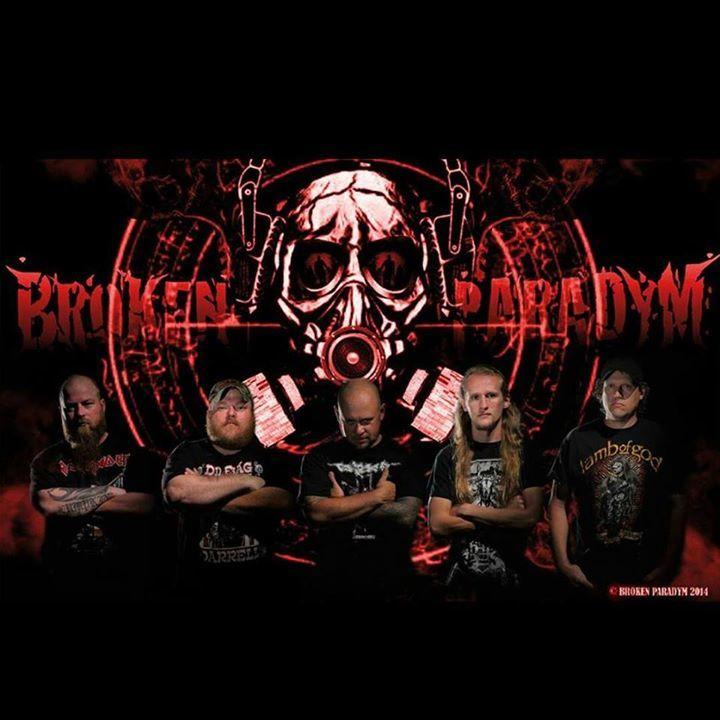 Broken Paradym Tour Dates