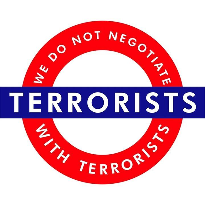 We Do Not Negotiate With Terrorists Tour Dates