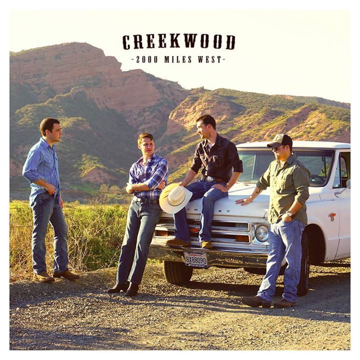 Creekwood Tour Dates