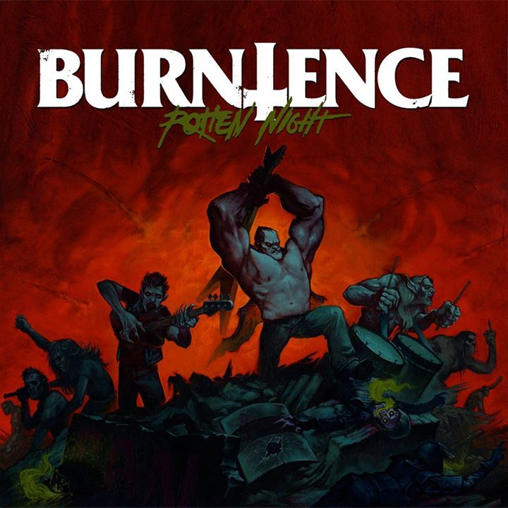Burntence Tour Dates