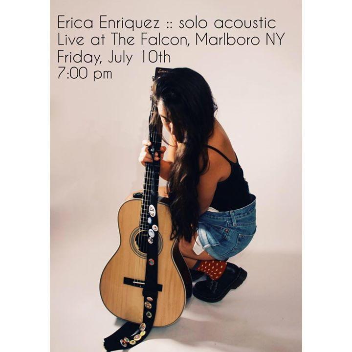Erica Enriquez Tour Dates