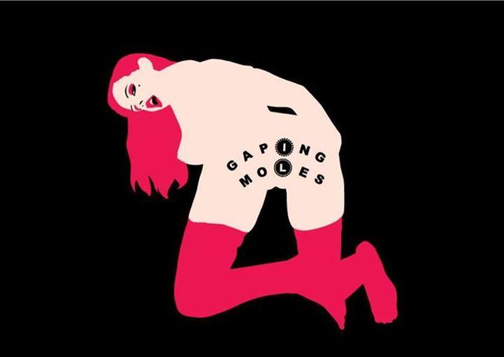 Gaping Moles @ Willem Twee Poppodium - 's-Hertogenbosch, Netherlands