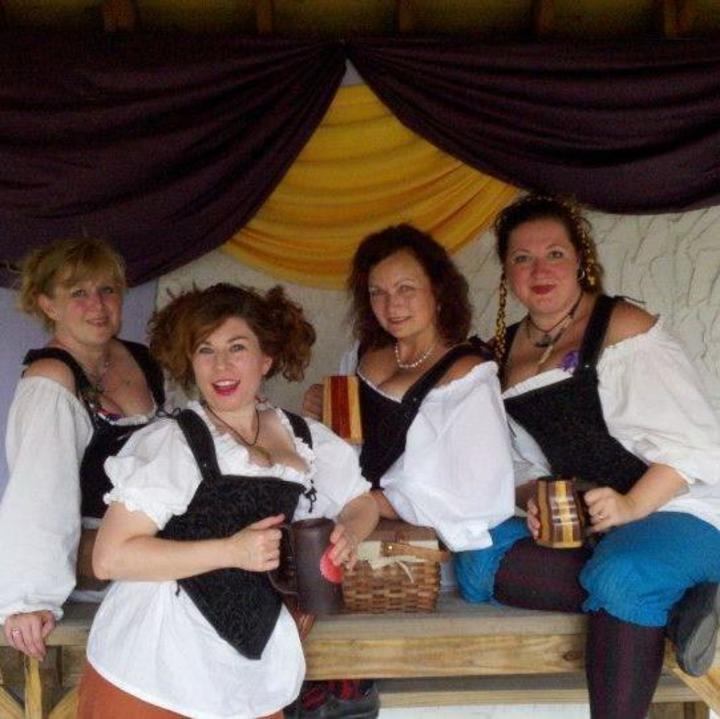 Wenches A'Wailing Tour Dates