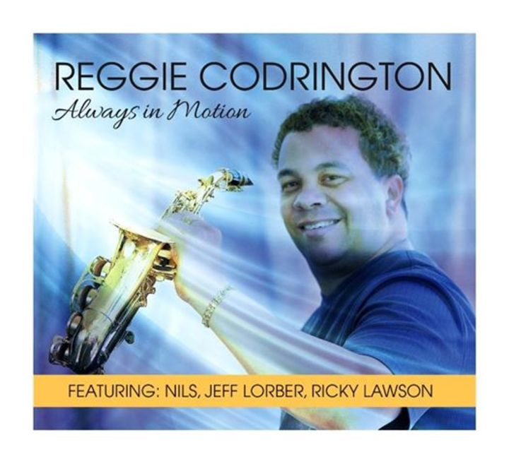 Reggie Codrington Tour Dates
