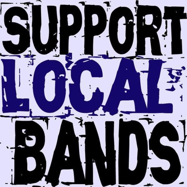 Support Your Local Music Tour Dates