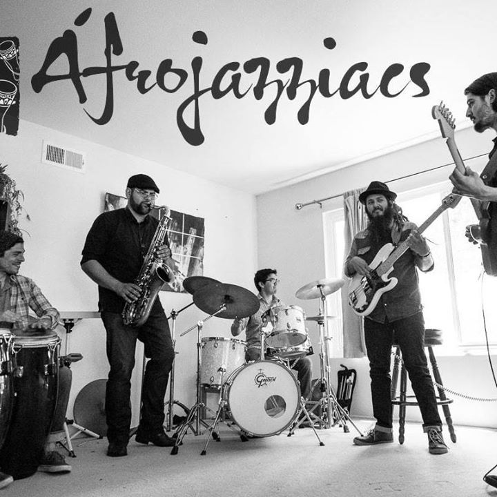 AfroJazziacs Tour Dates