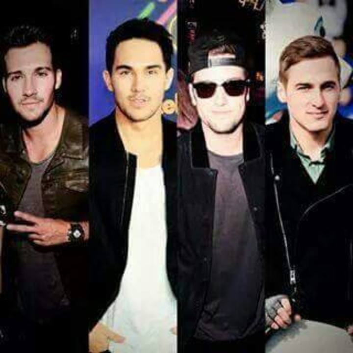 Big Time Rush Perfeitos Tour Dates