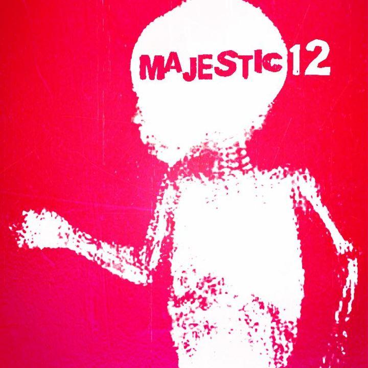 Majestic Twelve Tour Dates