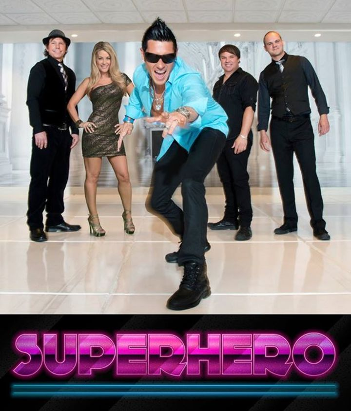 SuperHero Band Az Tour Dates