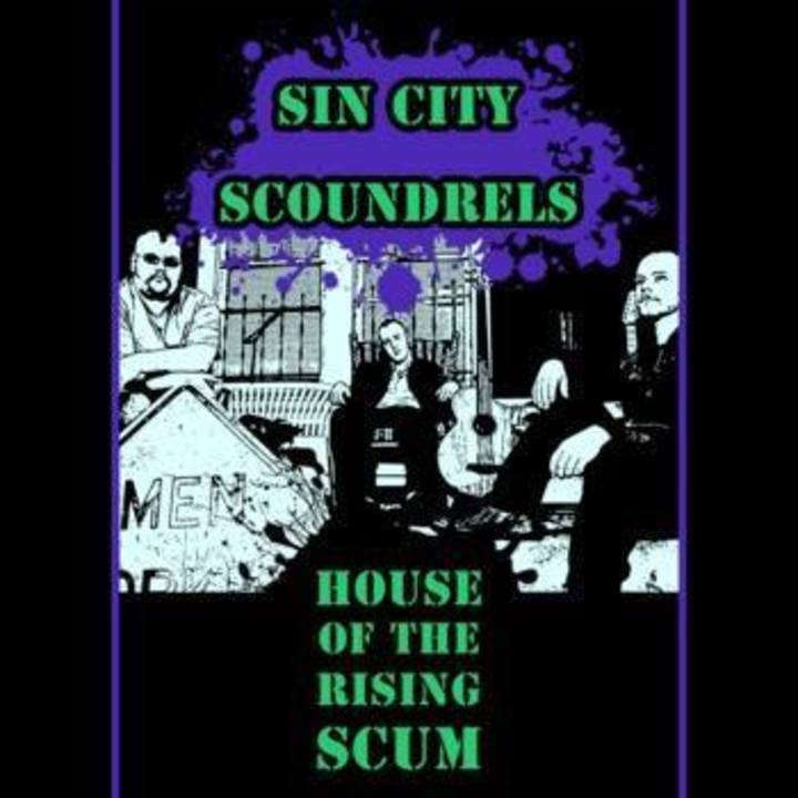 Sin City Scoundrels Tour Dates