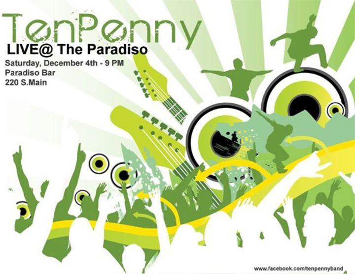 TenPenny Tour Dates
