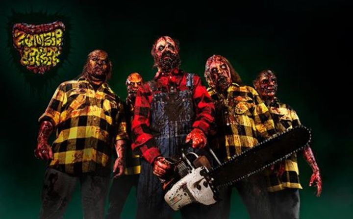 Zombie Cookbook Tour Dates