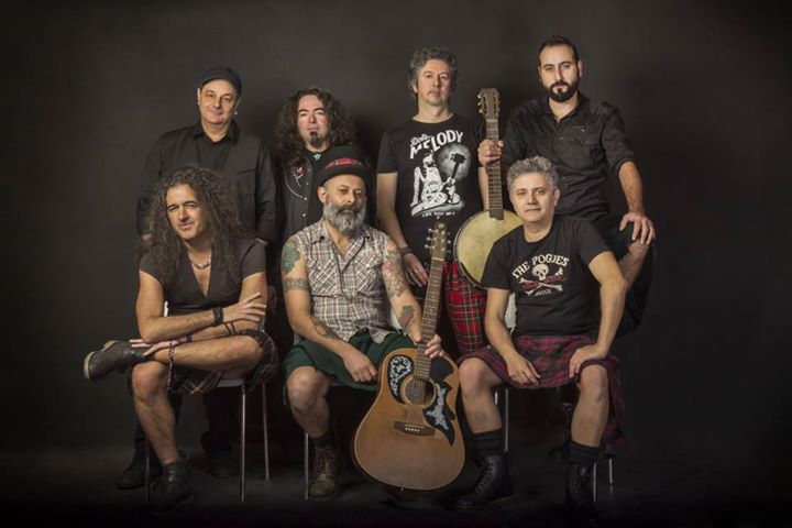 Modena City Ramblers Tour Dates