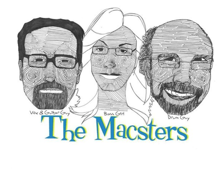 The Macsters Tour Dates