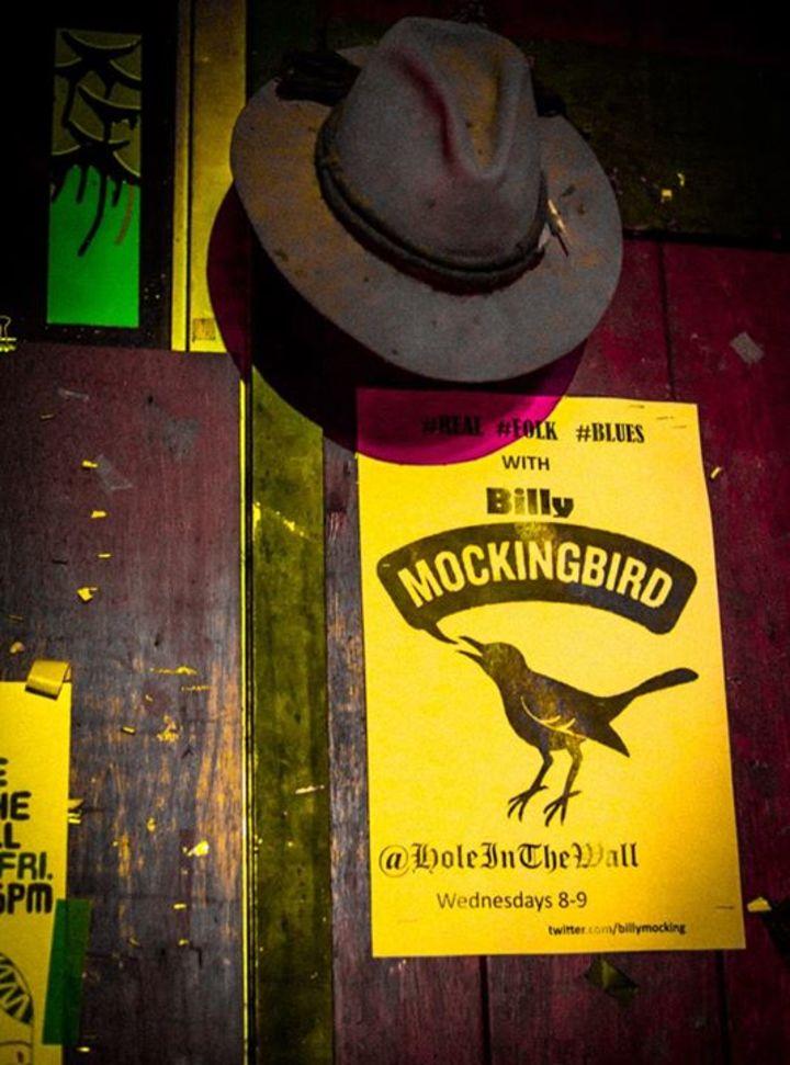Billy Mockingbird Tour Dates