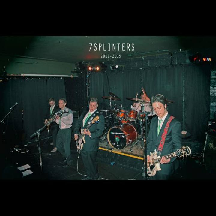 7SPLINTERS Tour Dates