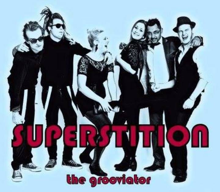 Superstition -The Grooviator Tour Dates