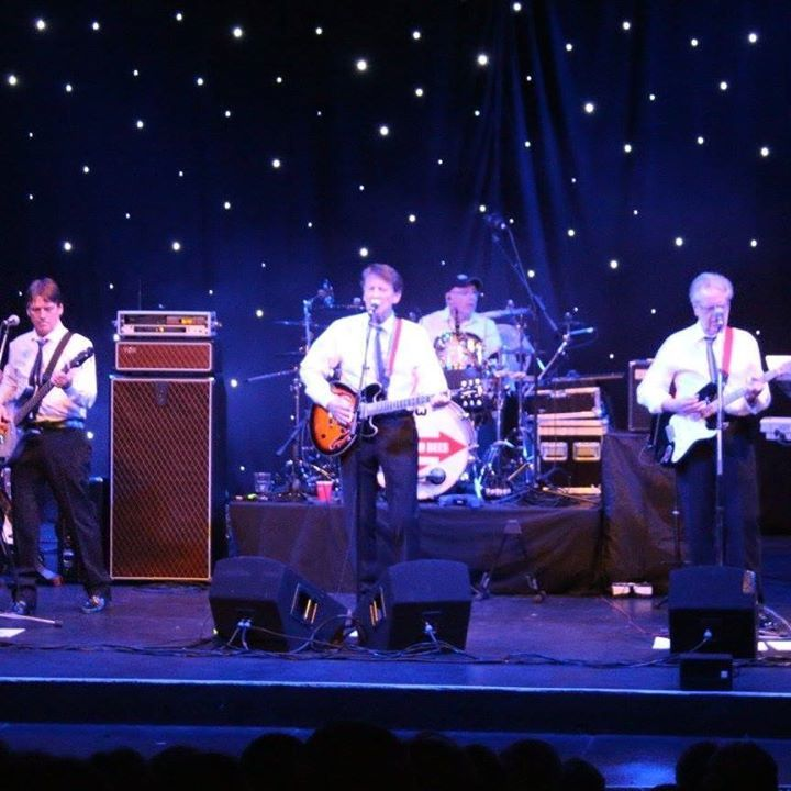 Music Of The Hollies - The Hollywood Bees Tour Dates