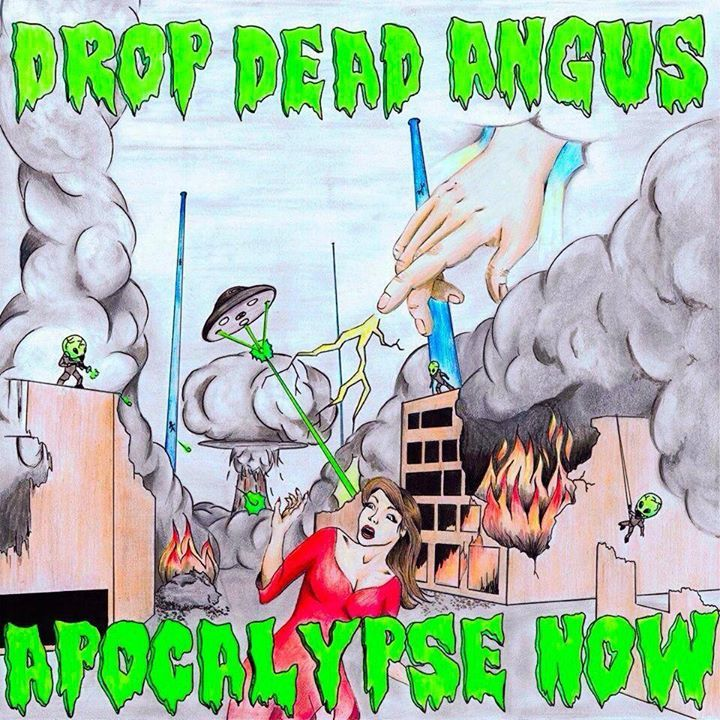 Drop Dead Angus Tour Dates