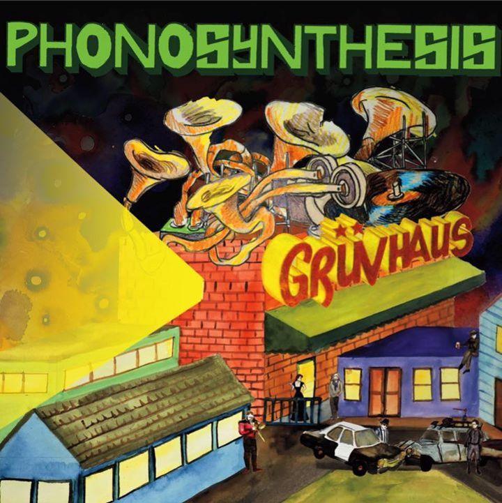 Phonosynthesis Tour Dates