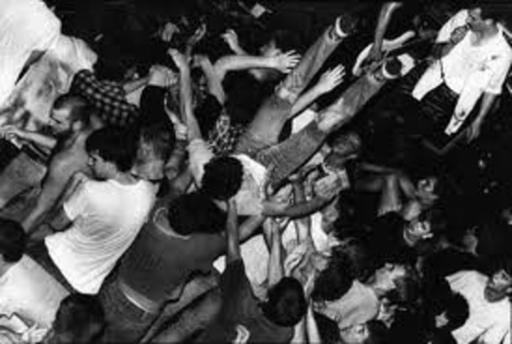 DFW Hardcore, Punk and Metal Tour Dates