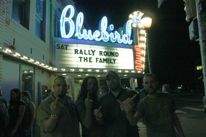 Rally 'Round the Family Tour Dates