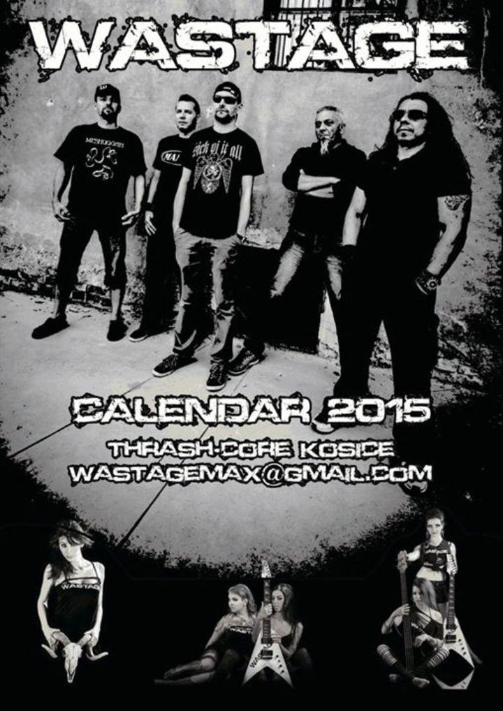 Wastage girl calendar 2015 Tour Dates