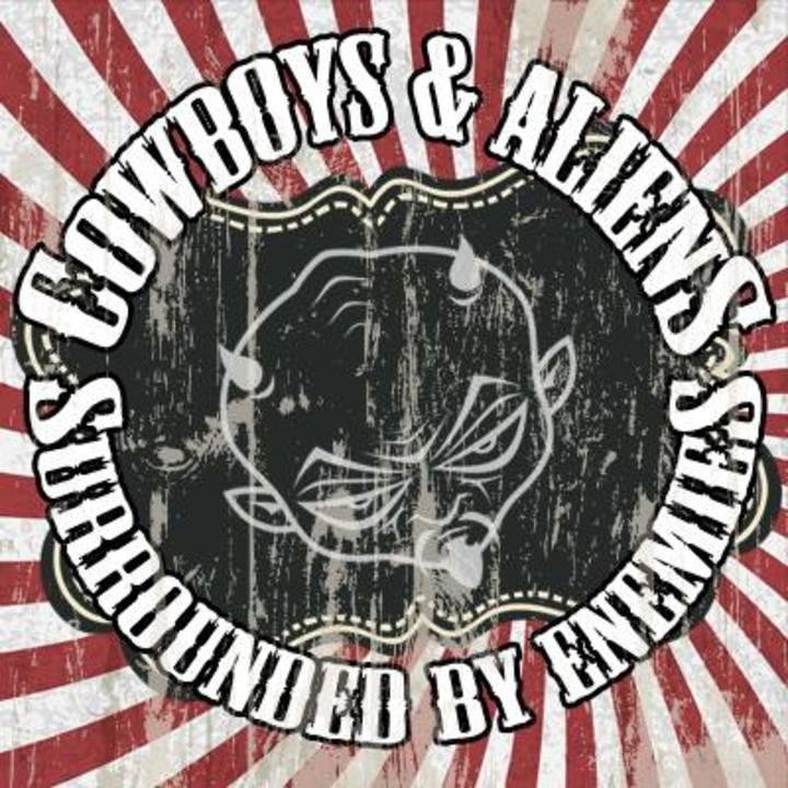 Cowboys & Aliens Tour Dates