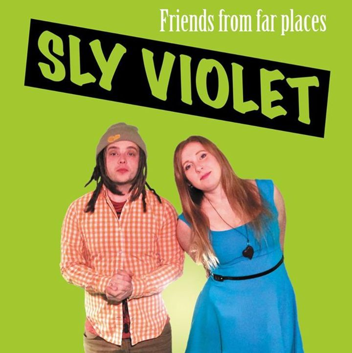 Sly Violet Tour Dates