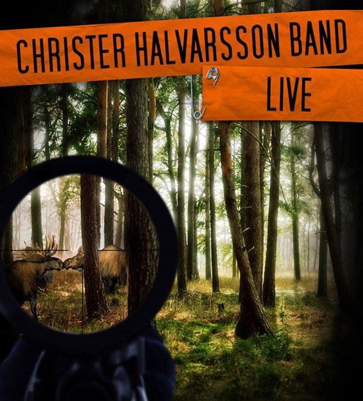 Christer Halvarsson Band Tour Dates