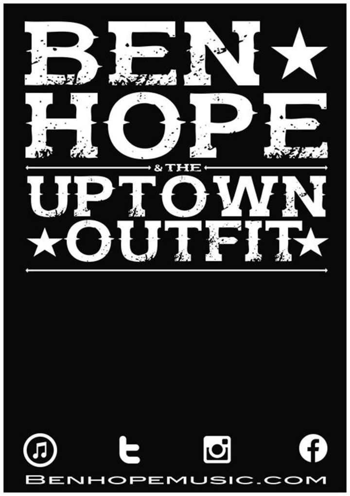 Ben Hope and the Uptown Outfit Tour Dates