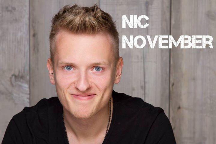 Nic November Tour Dates