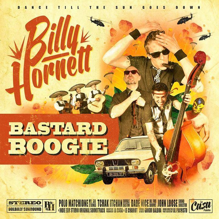 Billy Hornett Tour Dates