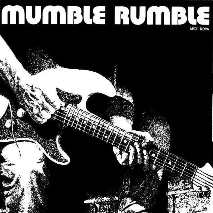 MUMBLE RUMBLE Tour Dates