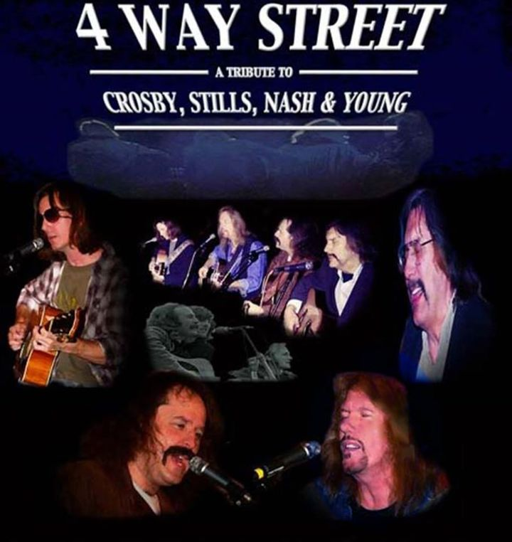4 Way Street Tour Dates