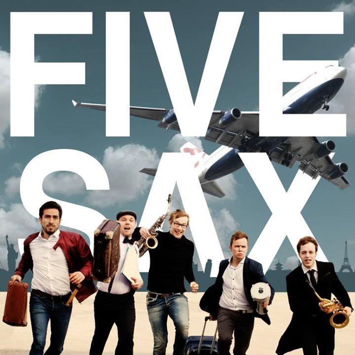 Five Sax Tour Dates