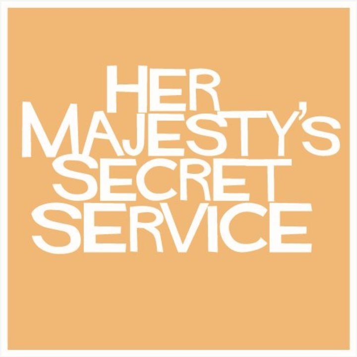 Her Majesty's Secret Service Tour Dates