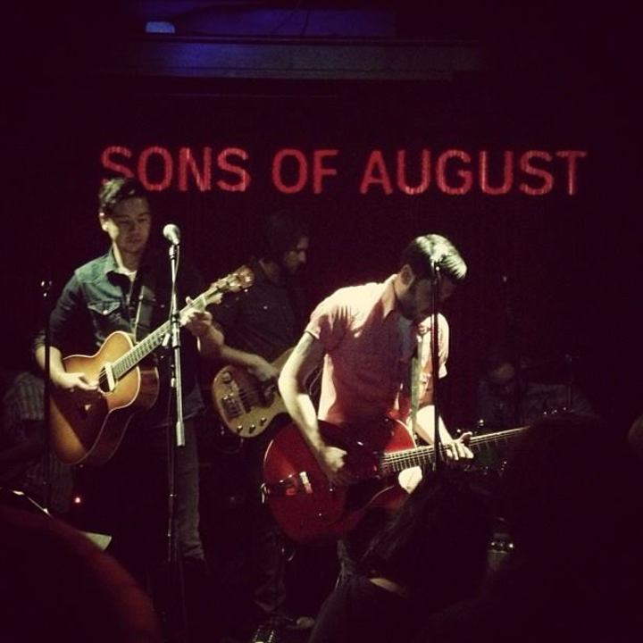 Sons Of August Tour Dates
