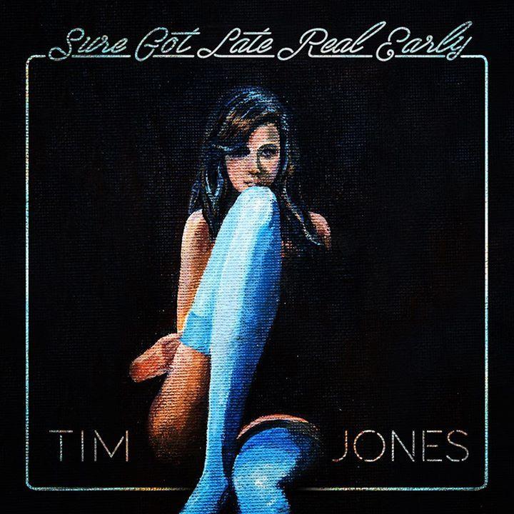 Tim Jones @ Zebulon - Los Angeles, CA