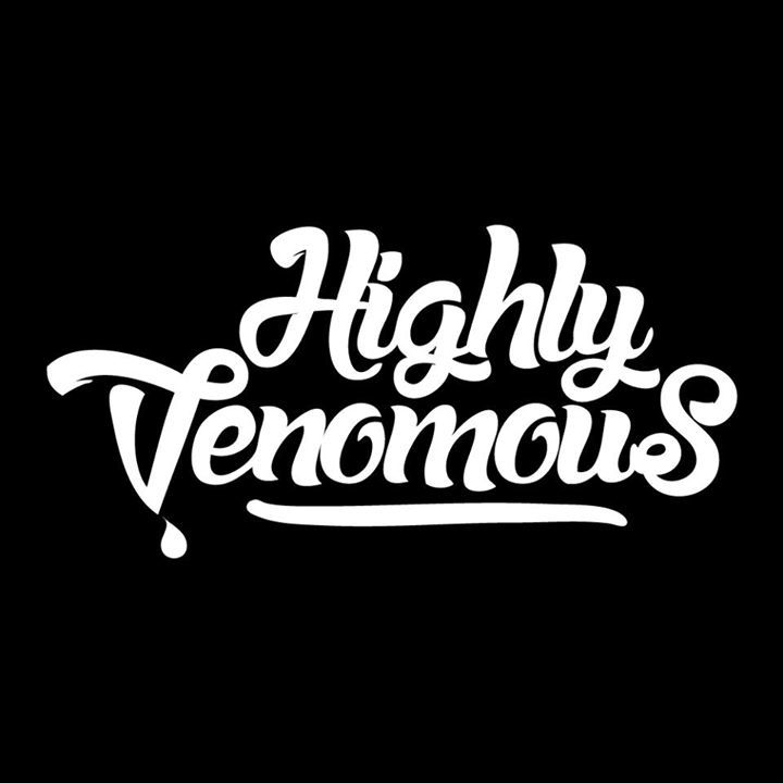 Highly Venomous Tour Dates