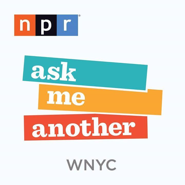 NPR's Ask Me Another Tour Dates