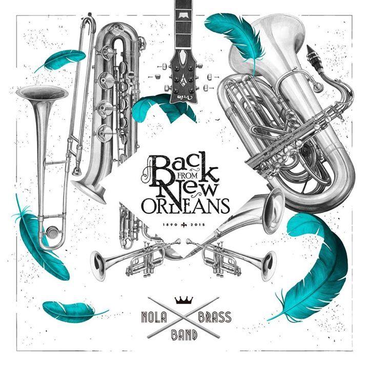 NOLA BRASS BAND Tour Dates