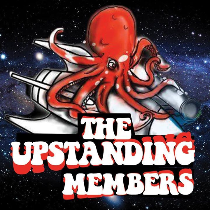 The Upstanding Members Tour Dates