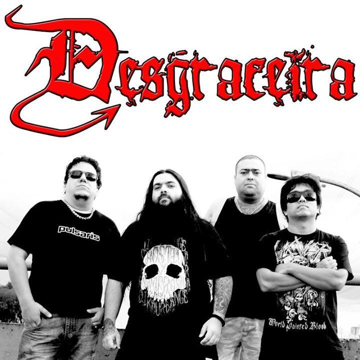 Desgraceira Tour Dates