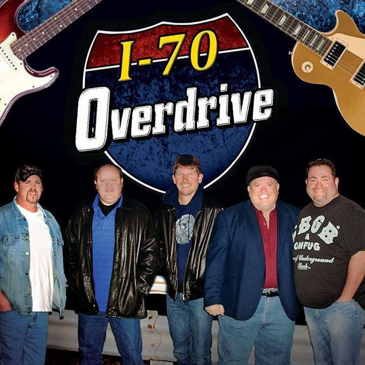 I-70 Overdrive Tour Dates