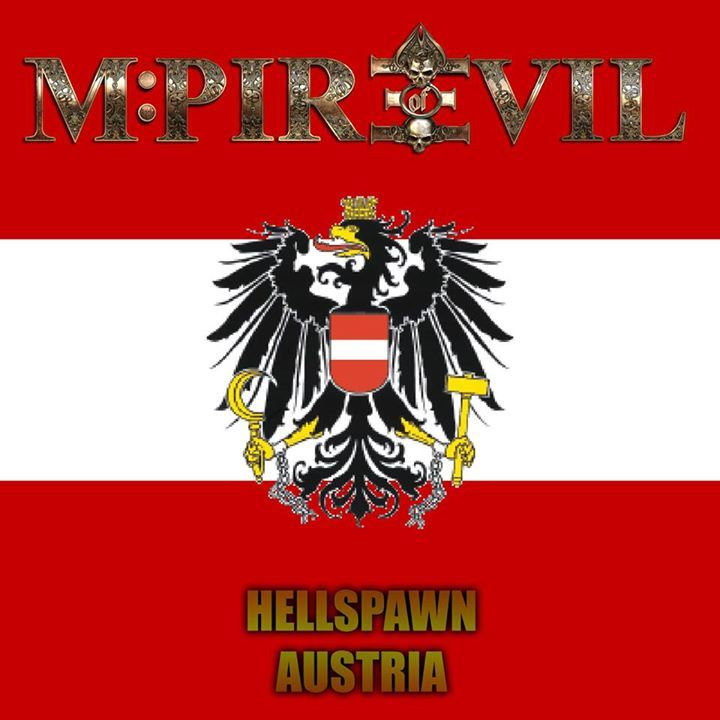 MPIRE of EVIL Hellspawn Austria Tour Dates