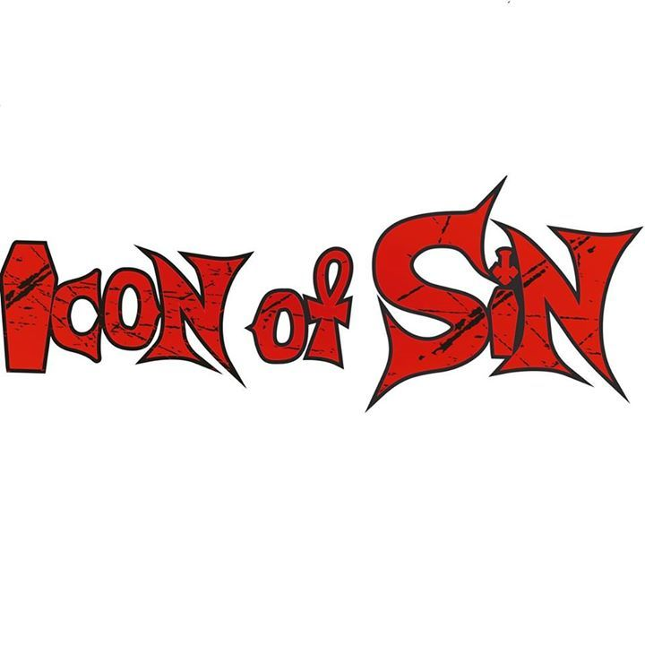 Icon of Sin Tour Dates