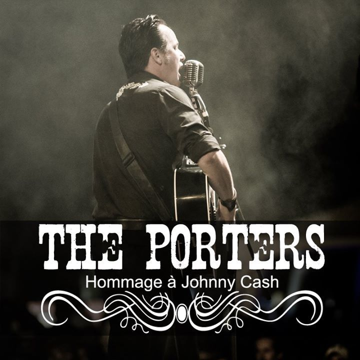 The Porters - Hommage à Johnny Cash Tour Dates